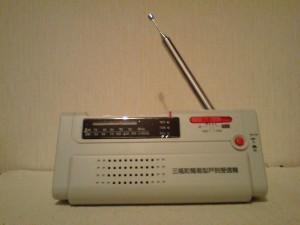 無料貸し出し 防災無線受信機