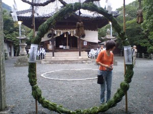 國造神社の祇園様