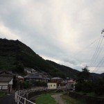 夜中の雨は降り止みました(3)
