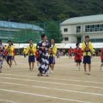 平成24年度三瓶高校体育祭 開催(1)