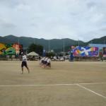 平成24年度三瓶高校体育祭 開催(4)